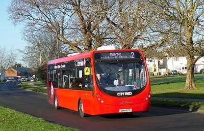 First Southampton 47608 - SN14FFO - Millbrook (Kendal Avenue)
