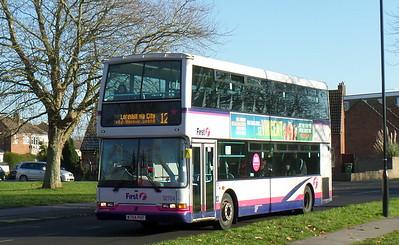 First Southampton 32704 - W704PHT - Millbrook (Kendal Avenue)