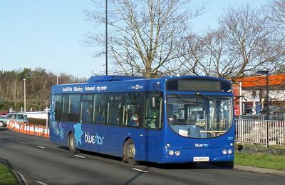 BlueStar 2201 - HF54HFO - Lordshill Centre
