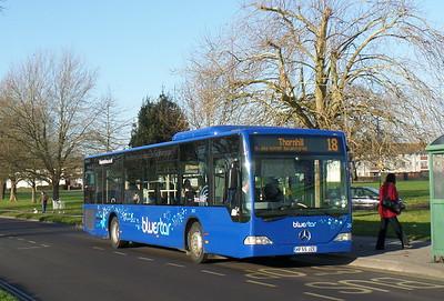 BlueStar 2407 - HF55JZE - Millbrook (Kendal Avenue)
