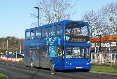 BlueStar 1802 - HX51ZRC - Lordshill Centre