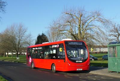 First Southampton 47609 - SN14FFP - Millbrook (Kendal Avenue)