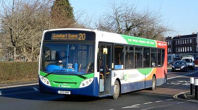 Stagecoach in Portsmouth 27862 - GX13ANV - Cosham (Portsmouth Road)