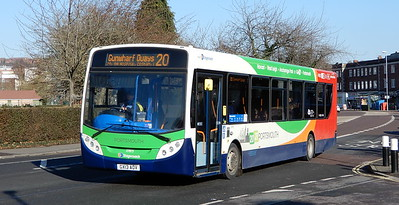 Stagecoach in Portsmouth