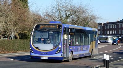 First Solent 63046 - SK63KHX - Cosham (Portsmouth Road)