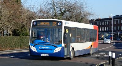 Stagecoach in Portsmouth 27557 - GX58GMU - Cosham (Portsmouth Road)