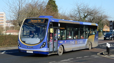First Solent 63056 - SK63KJV - Cosham (Portsmouth Road)