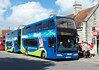 Wilts & Dorset 1408 - HF59DMV - Swanage (railway station) - 26.8.12
