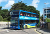 Wilts & Dorset 1408 - HF59DMV - Sandbanks - 26.8.12