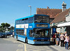 Damory 1671 - Y171FEL - Swanage (railway station) - 26.8.12