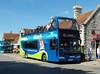 Wilts & Dorset 1406 - HF59DMO - Swanage (railway station) - 26.8.12