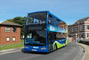 Wilts & Dorset 1410 - HF09FVR - Swanage (town centre) - 26.8.12