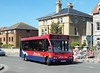 Wilts & Dorset 3628 - S628JRU - Swanage (town centre) - 26.8.12