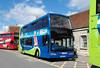 Wilts & Dorset 1410 - HF09FVR - Swanage (railway station) - 26.8.12