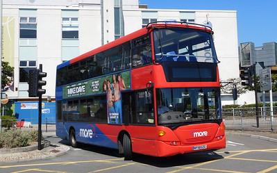 Wilts & Dorset 1192 - HF58GZG - Poole (Kingland Road)