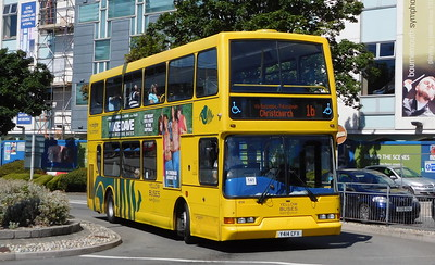 RATP Yellow Buses 414 - Y414CFX - Poole (Kingland Road)