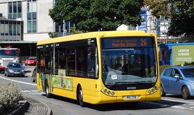 RATP Yellow Buses 15 - R15TYB - Poole (Kingland Road)