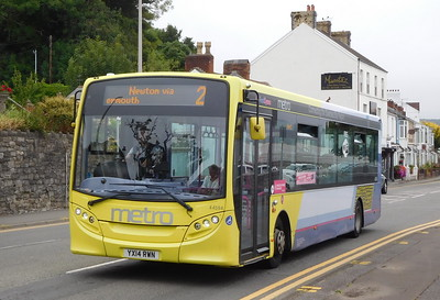 First Cymru 44594 - YX14RWN - Oystermouth (square)