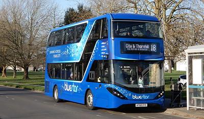 GSC BlueStar 1239 - HF68DYD - Millbrook (Kendal Avenue)