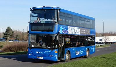 GSC BlueStar 1116 - HW58ATO - Southampton (Blechynden Terrace)