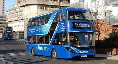 GSC BlueStar 1248 - HF68DXS - Southampton (Blechynden Terrace)