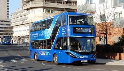 GSC BlueStar 1243 - HF68DXL - Southampton (Blechynden Terrace)