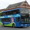1406 - HF59DMO - Swanage (town centre)