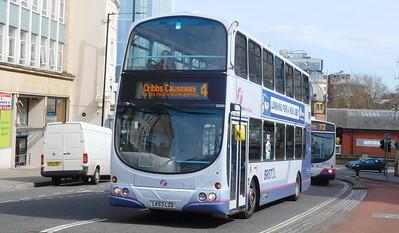 First Bristol 32343 - LK53LZD - Bristol (College Green)