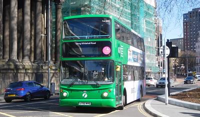 First Bristol 32251 - LT52WVO - Bristol (St. Augustine's Parade)