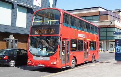 Wessex Connect 40208 - LJ04LDC - Bristol (Broad Weir)