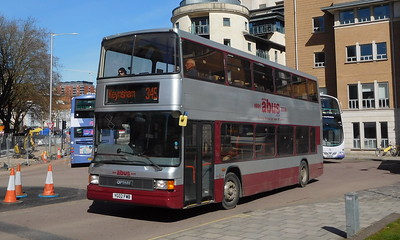 ABus of Bristol YG02FWB - Bristol (Broad Quay)