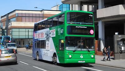 First Bristol 32251 - LT52WVO - Bristol (Lower Castle St)