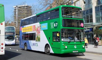 First Bristol 32254 - LT52WVZ - Bristol (Broad Quay)