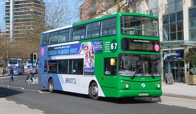 First Bristol 32073 - KP51VZZ - Bristol (Broad Quay)