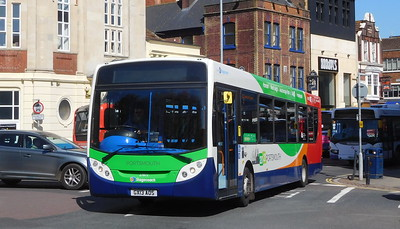 Stagecoach in Portsmouth 27872 - GX13AOS - Portsmouth (Bishop Crispian Way)