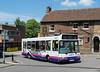First Somerset & Avon 42825 - S825WYD - Taunton (Castle Way) - 31.5.13