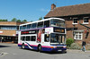 First Somerset & Avon 34173 - S673AAE - Taunton (Castle Way) - 31.5.13