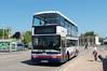 First Somerset & Avon 34180 - S680AAE - Bridgwater (bus station) - 31.5.13