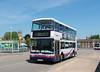 First Somerset & Avon 34178 - S678AAE - Bridgwater (bus station) - 31.5.13