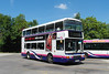First Somerset & Avon 34173 - S673AAE - Taunton (bus station) - 31.5.13