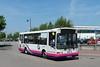 First Somerset & Avon 41129 - P129NLW - Bridgwater (bus station) - 31.5.13