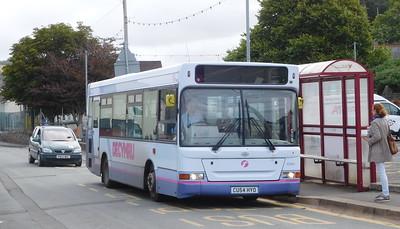 First Cymru 42604 - CU54HYO - Ferryside