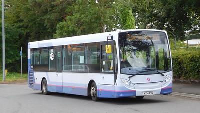 First Cymru 44620 - YX14RVO - Carmarthen (Morrisons)