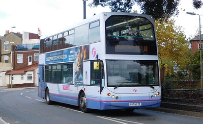 First Solent 32767 - WJ55CTE - Fareham (Hartlands Road)