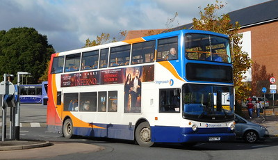Stagecoach South 18310 - KX05TWG - Fareham (Hartlands Road)