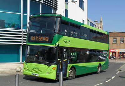 1109 - HW58ASU - Newport (bus station)