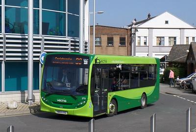 2713 - HW64AXD - Newport (bus station)