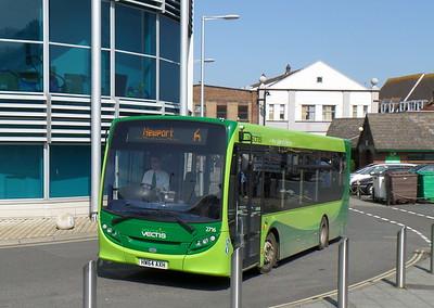 2716 - HW64AXH - Newport (bus station)