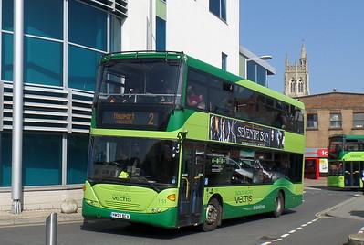 1151 - HW09BCV - Newport (bus station)