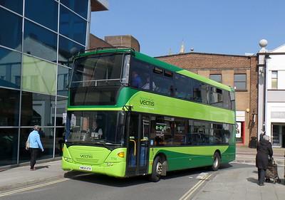 1114 - HW58ATK - Newport (bus station)